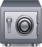 safe cracking icon